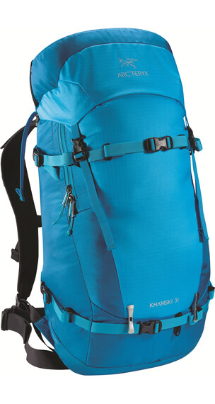 Arc'teryx Khamski 31  - Sac à dos randonnée - bleu
